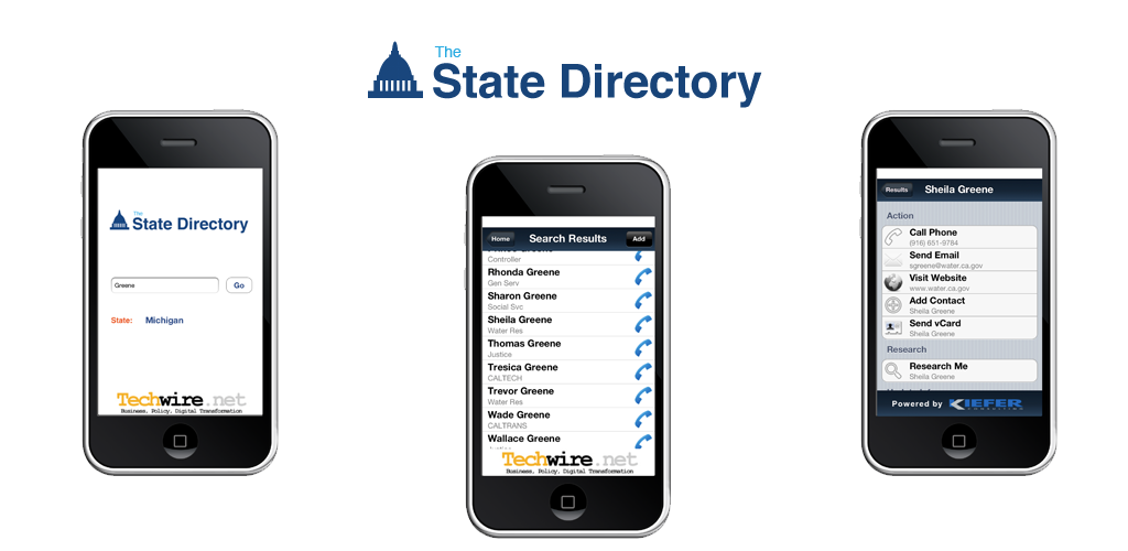 The State Directory